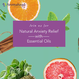 Natural Anxiety Relief with Essential Oils