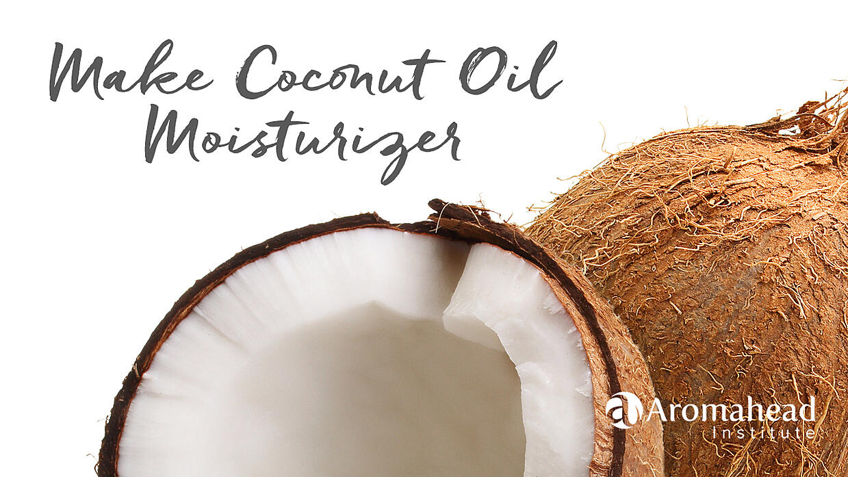 Make Coconut Oil Moisturizer