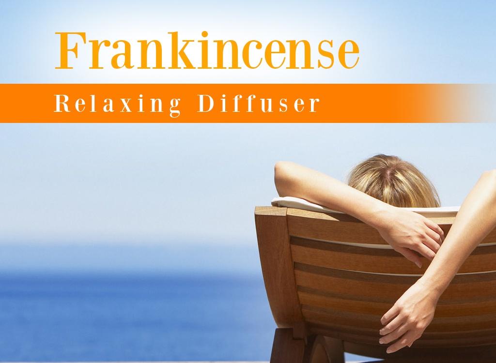 Frankincense Oil Diffuser Blend