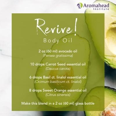 Blog-Dec 3-Revive Body Oil-recipe- 1200 x 1200