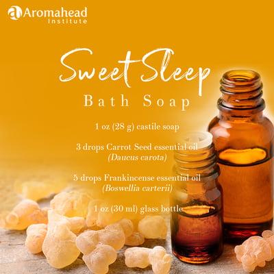 Blog-Dec 3-Sweet Sleep Bath Soap-recipe- 1200 x 1200