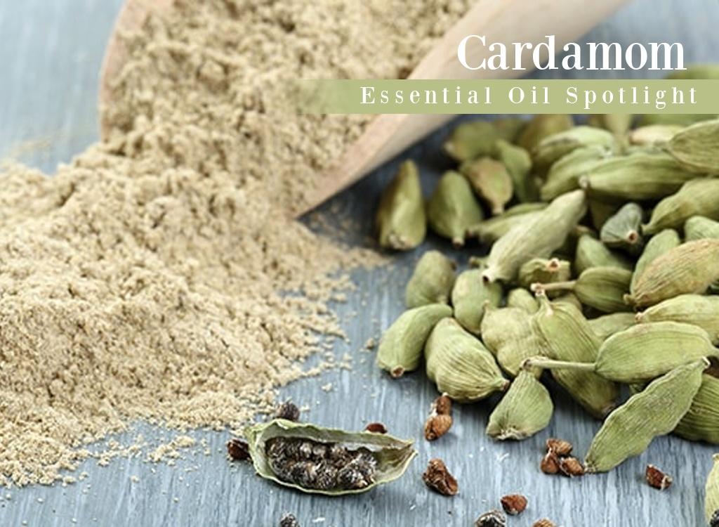 Cardamom Essential Oil Uses