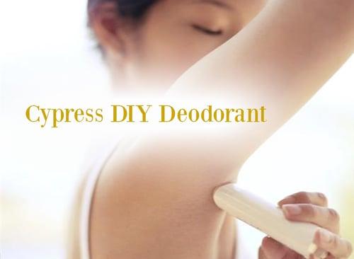 Cypress Oil Deodorant