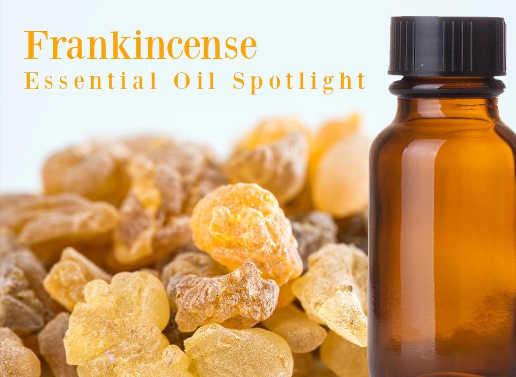 Frankincense Essential Oil Spotlight