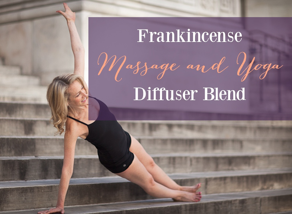 Frankinsence Massage and Yoga Diffuser Blend