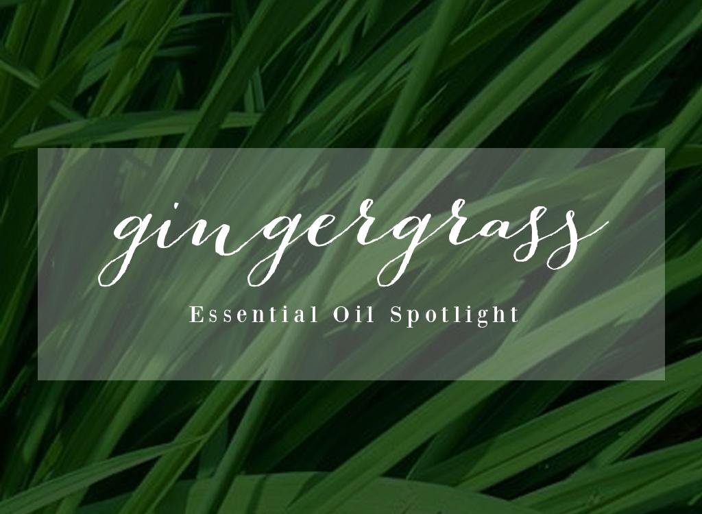 Gingergrass Oil uses