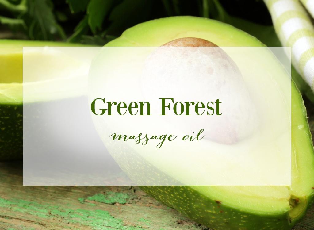 Balsam Oil Massage Oil