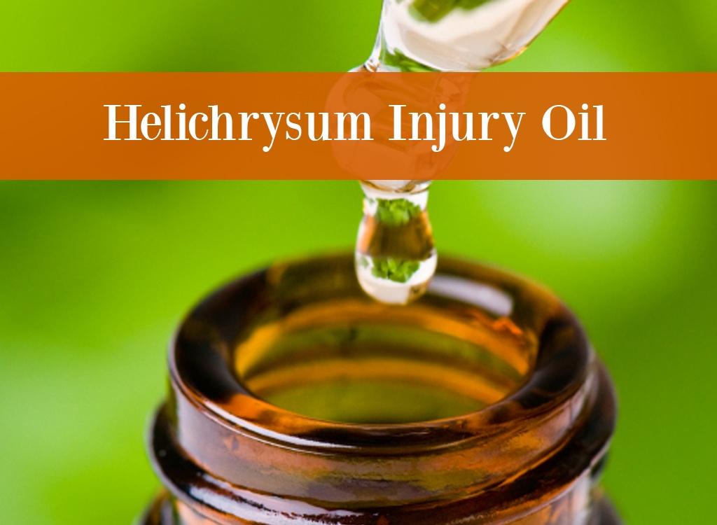 Helichrysum Injury Oil