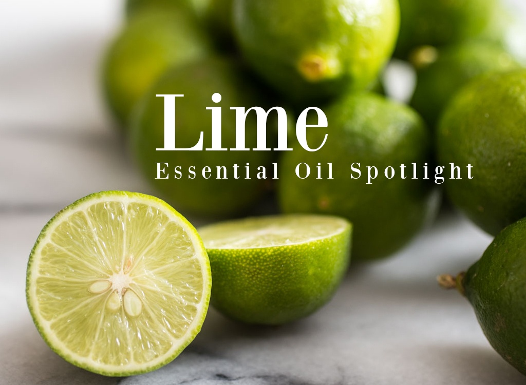 Lime Essential OIl Spotlight