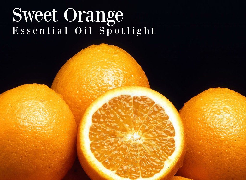 Sweet Orange Essential Oil Spotlight