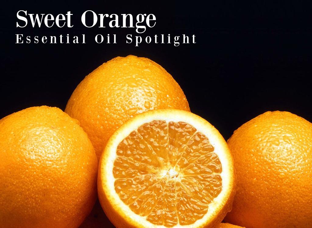 Sweet Orange Essential Oil Spotlight