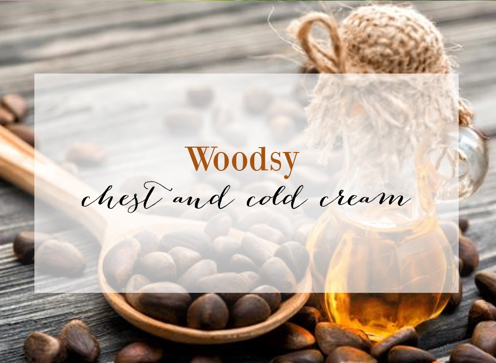 Cedarwood Oil Woodsy Chest and Cold Cream